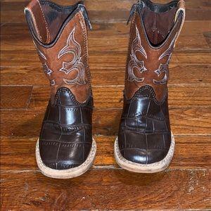 DBL Barrel boots